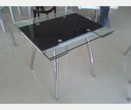 Τραπέζι χρωμίου - Νο 309-Black